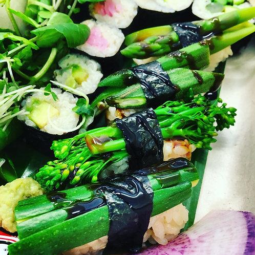 Vegetarian Sushi Set (11 pcs)