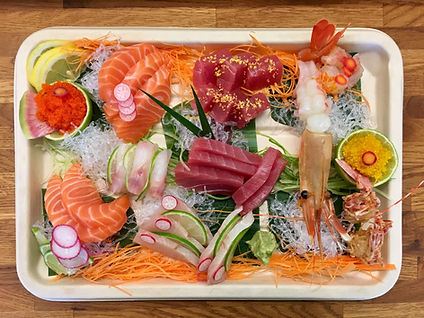 Koyama Sashimi platter.jpg