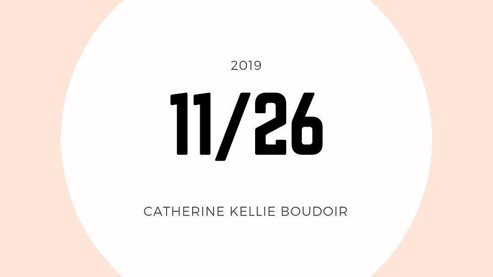 November 26th (12pm)