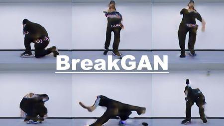 BreakGAN