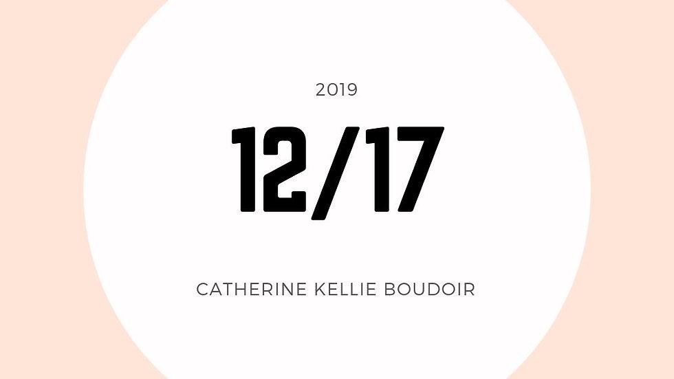 December 17th (9am)