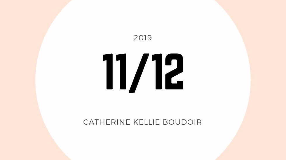 November 12th (4pm)