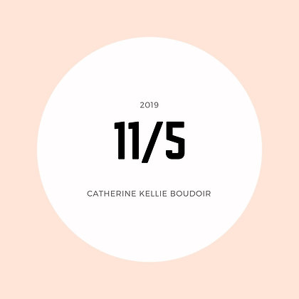 November 5th (3pm)