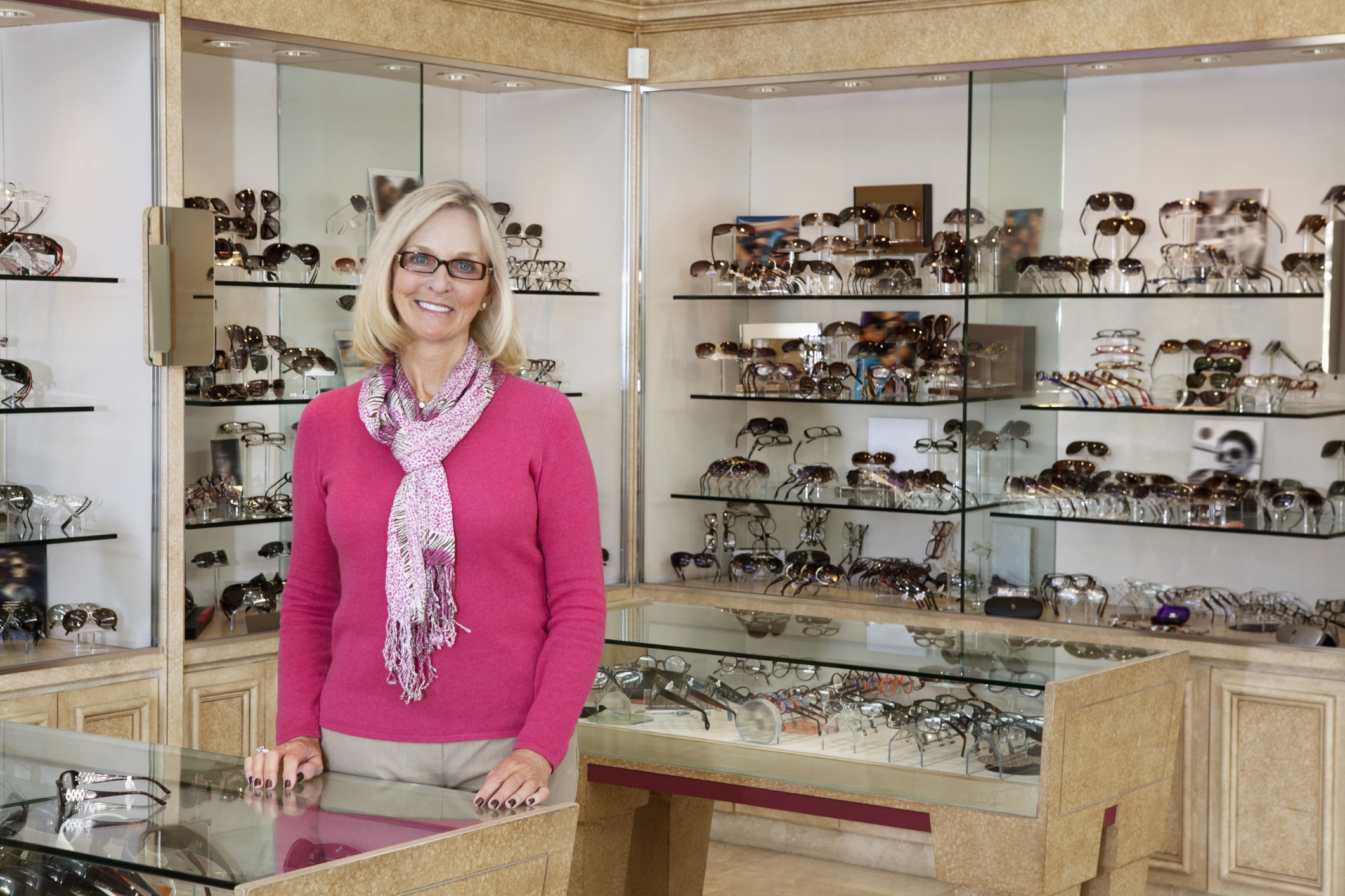 Opticians Store