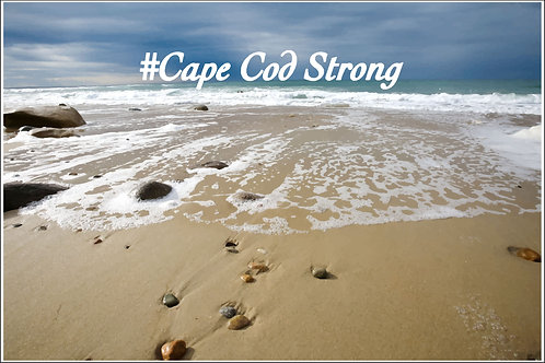 Cape Cod Strong Mask