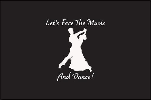Dance in Black & White