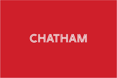 Red Chatham Mask