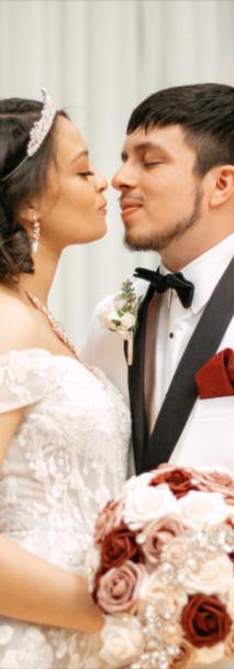 Mr & Mrs. Scott & Taylor Larios