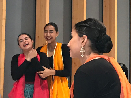 Join us for the SBDC Kathak Summer Residency - 23 to 29 July 2018