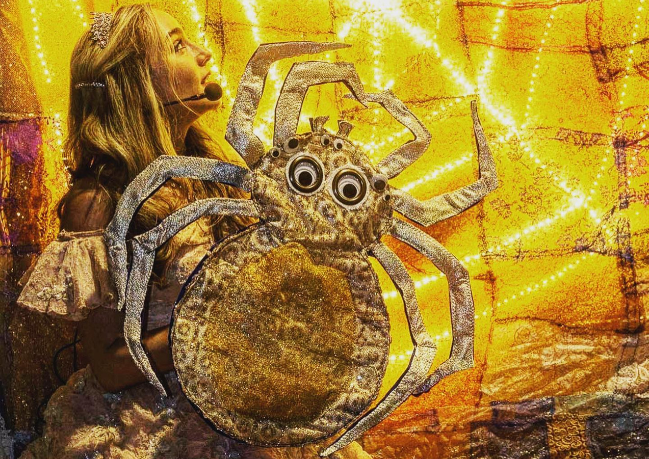 The Spider of second chances