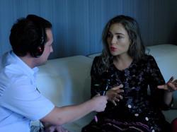 Press Interview in Poland