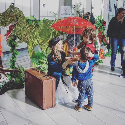 Savannah Kids Installation in the Tel Aviv Museum of Art