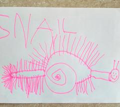 Netta's Spikey Snail