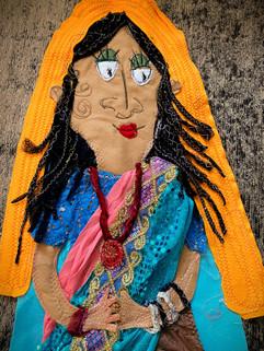 The Raja's wife, Siddhartha