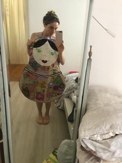 The apron