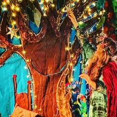 Stars in the magic tree