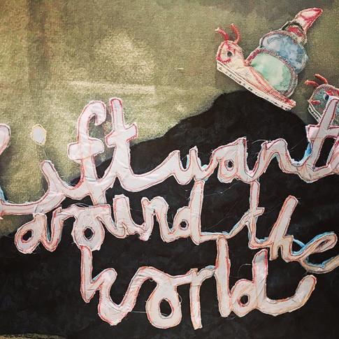 Lift wanted around the world