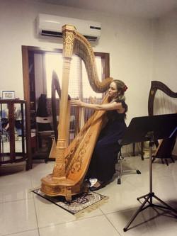 Harping