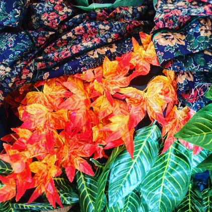 The Crinoline Forest Skirt