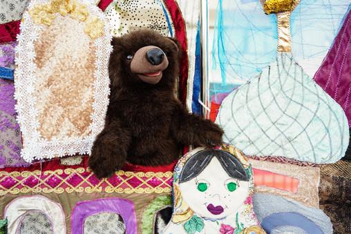 The Lost Matryoshka Doll | בובת המטריושקה האבודה