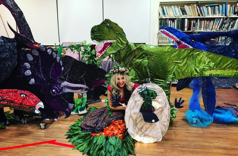 Dinosaur Extravaganza