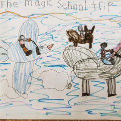 The magic school trip