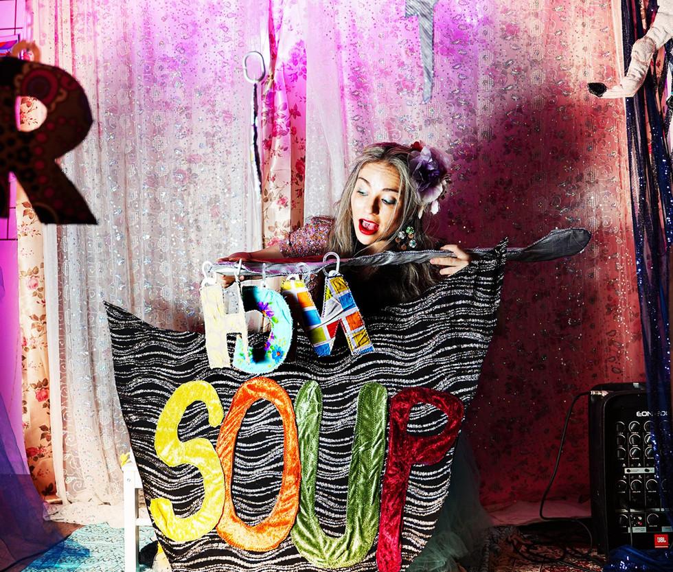 Yummy Alphabet Soup