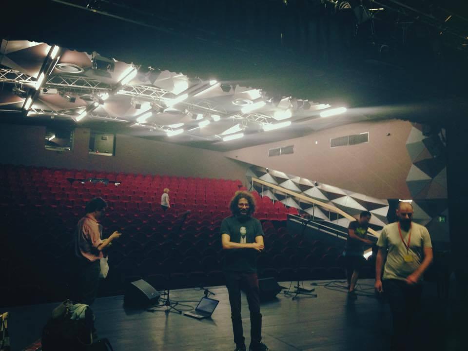 Teatrze Kwadrat