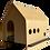 Thumbnail: casinha nordic cat