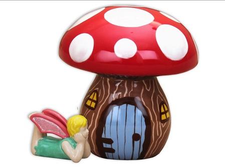 Whimsy Mushroom
