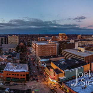 Ann Arbor After a storm