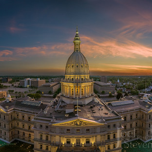 Michigan State Capital Building