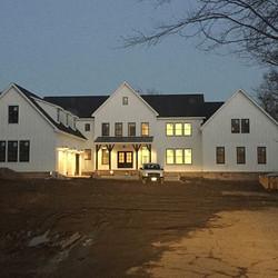 Farmhouse in New Albany