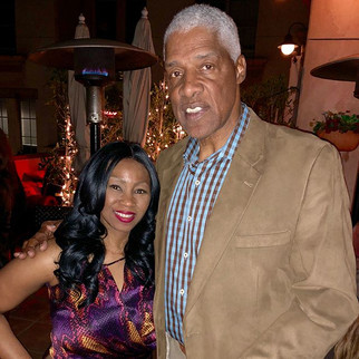 Such an honor to celebrate Dr. J's Bday