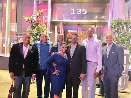 The SBE Crew! Garvis, Bo Kimble, Byron S