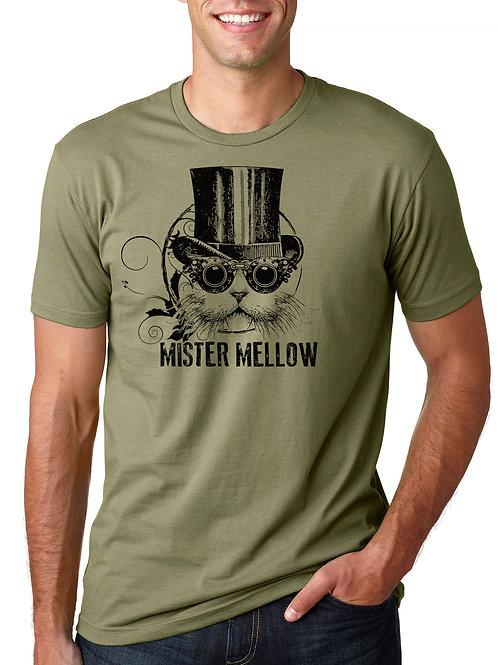 Mister Mellow T-Shirt Light Olive
