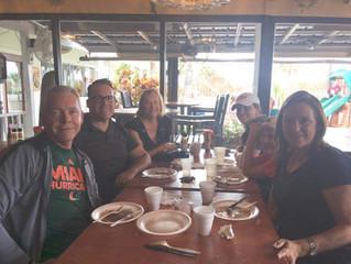 Aunt Catfish Pancake Fundraiser - Pictures!