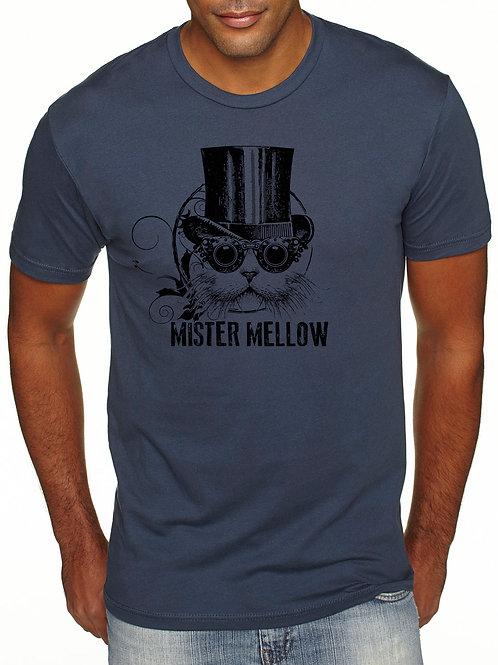 Mister Mellow T-Shirt Indigo