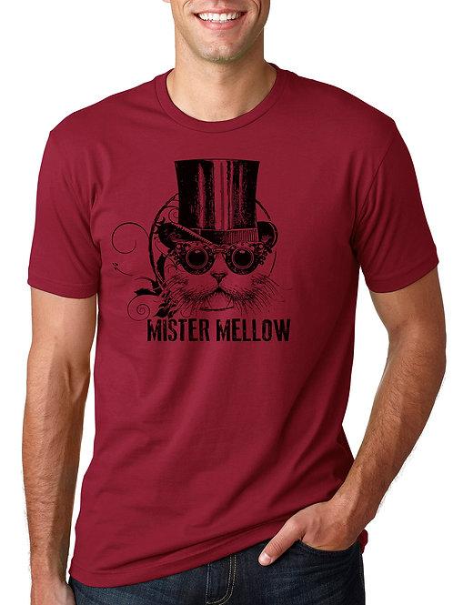 Mister Mellow T-Shirt Cardinal
