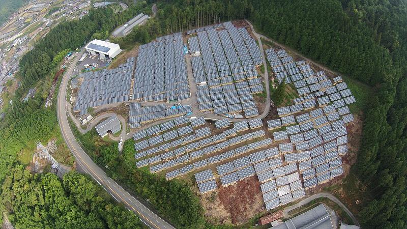 太陽光パネル設置 太陽光発電設備設置