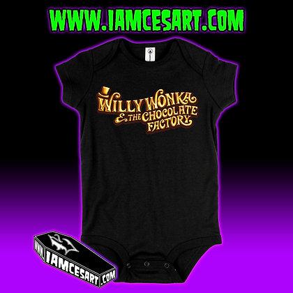 Willy Wonka Onesie