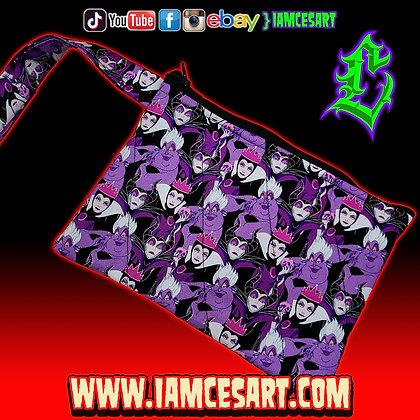 Disney Purple Villians Accessory Bag