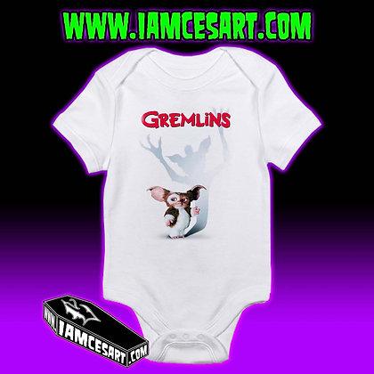 Gremlins Onesie