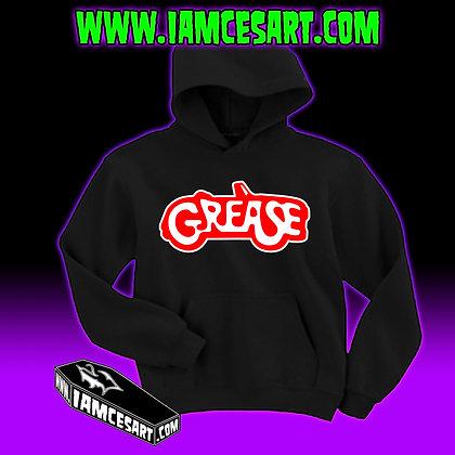 Grease Hoodie