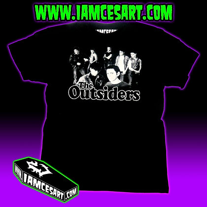 The Outsiders b/w DTG