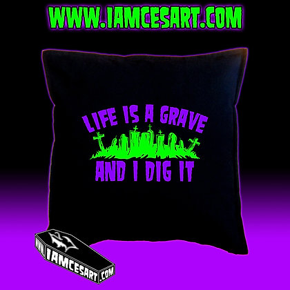 Life is a Grave