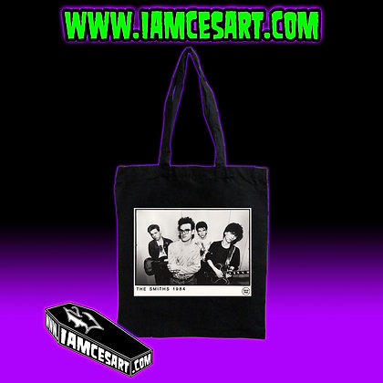 The Smiths 1984 Tote