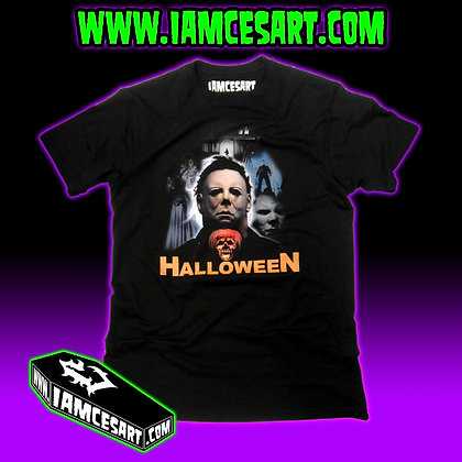 Halloween Michael Myers DTG