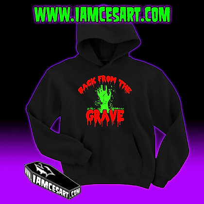 Back from the Grave Hoodie