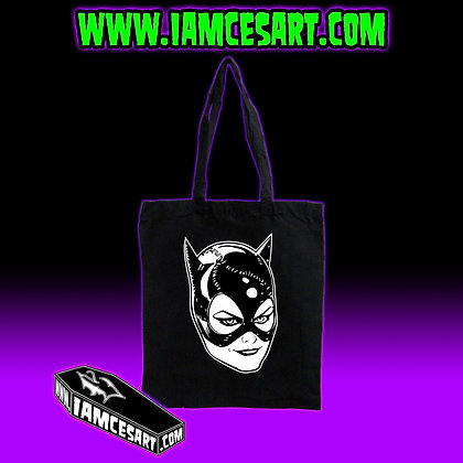 Catwoman Tote